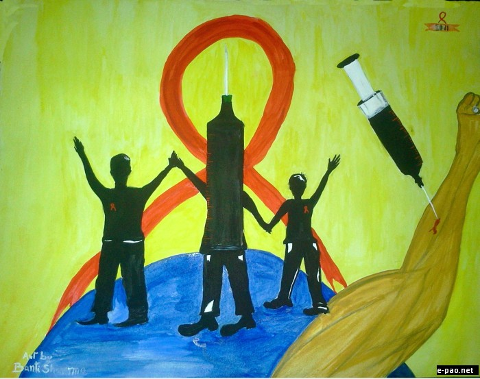 World AIDS Day :: Theme - getting to zero