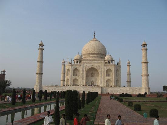 Taj Mahal, Agra, India - 2007
