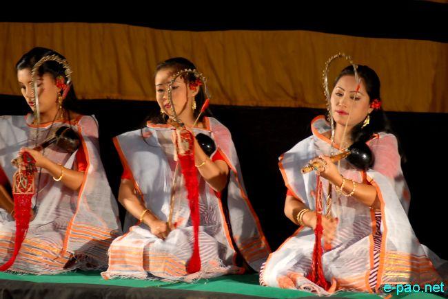 Pena Eshei 'Ukai Kappa' at Laihui Festival 2010