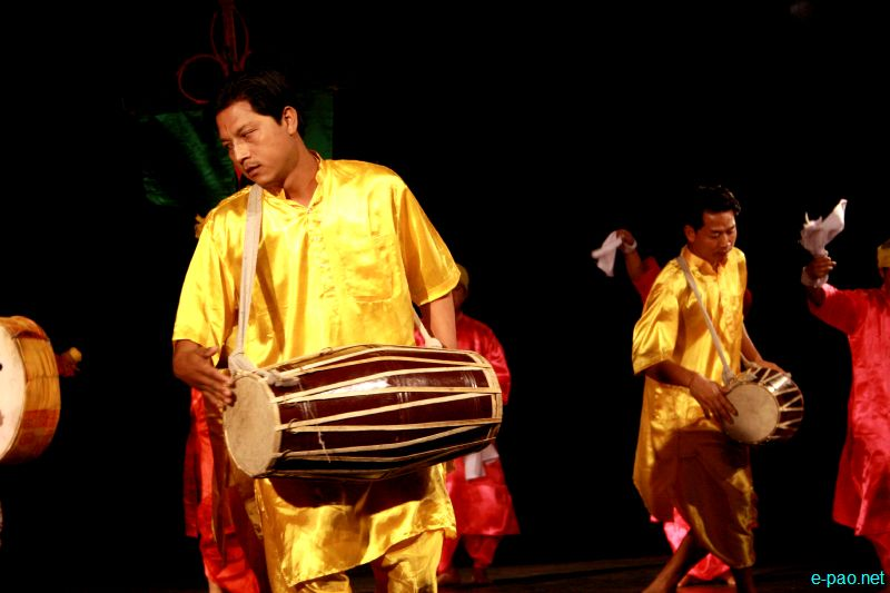 Holi - Dhol Chollom - by JN Dance Academy Students :: 1 April 2012