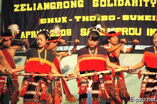 74th Solidarity Day of Zeliangrong :: 1st April 2008
