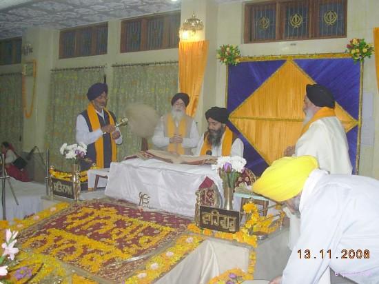 539th Celebration of Guru Nanak Devji :: 13th November 2008