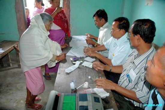 10th Manipur Legislative Assembly Election 2012