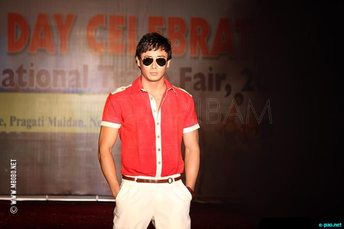 Fashion Show at IITF in New Delhi, India ::  23 November 2011