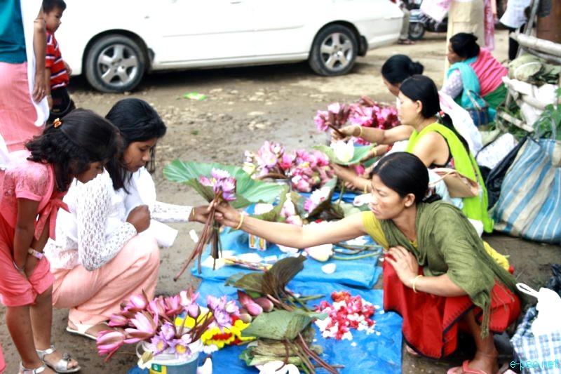 Shri Krishna Janmastami Celebration at Shri Shri Govindaji temple