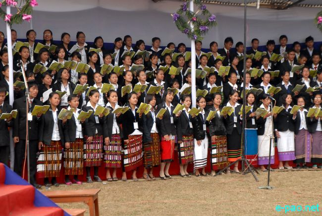 Manipur Catholic Mission Congress :: 10-13 December 2010