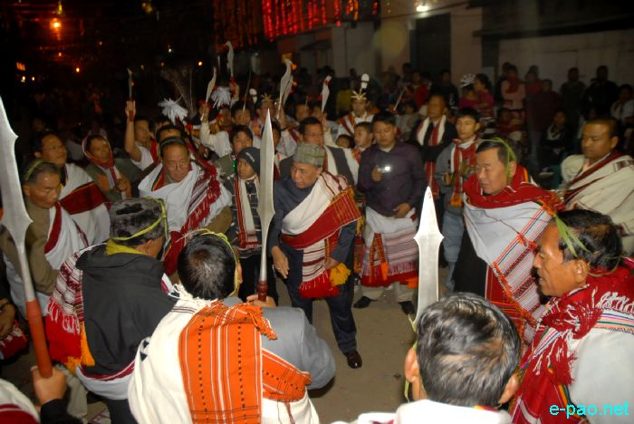 Gaan Ngai Celebrations at Majorkhul Imphal  :: January 18, 2011