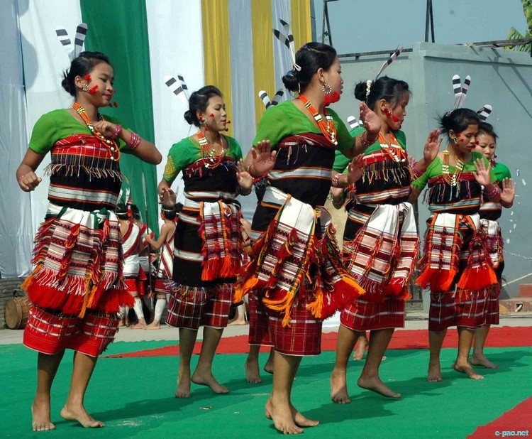 Gaan Ngai Celebrations in Imphal :: January 07 2012