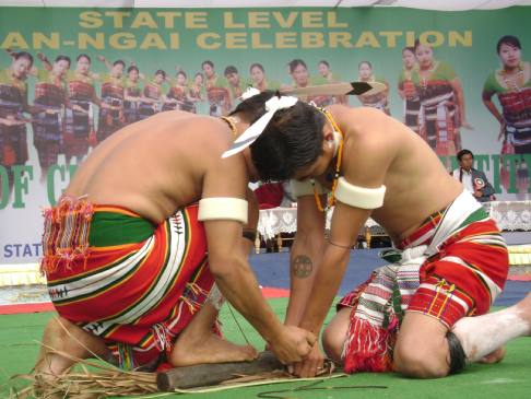 Gaan Ngai Celebrations in Imphal :: January 21 2008