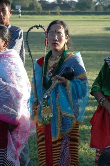 <I>Women Pena</I> - Mera Houchongba festival - 26th October 2007