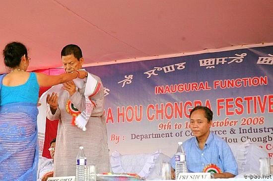 Mera Hou Chongba :: October 09th 2008