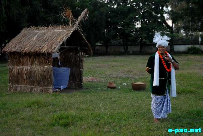 Kawak Tanba at Sana Konung, Imphal :: 06 October 2011