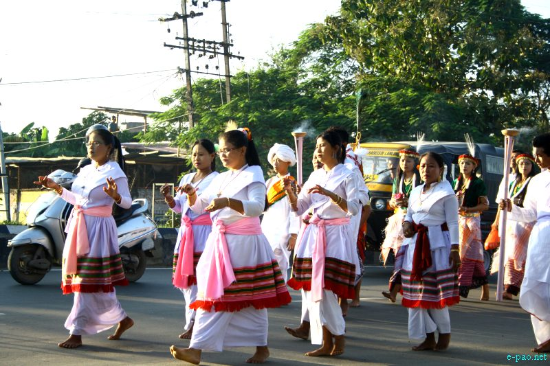 'Mera Chaoren Houba' - Age old traditional and religous function - was observed :: October 16 2012