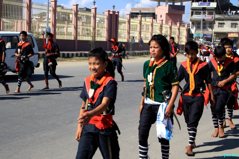 Mera Houchongba  : re-affirming close bond and ties between hill and valley people at Sana Konung ::  29 Oct 2012