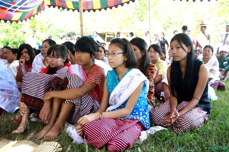 Mera Houchongba : re-affirming close bond and ties between hill and valley people at Kangla :: 29 Oct 2012