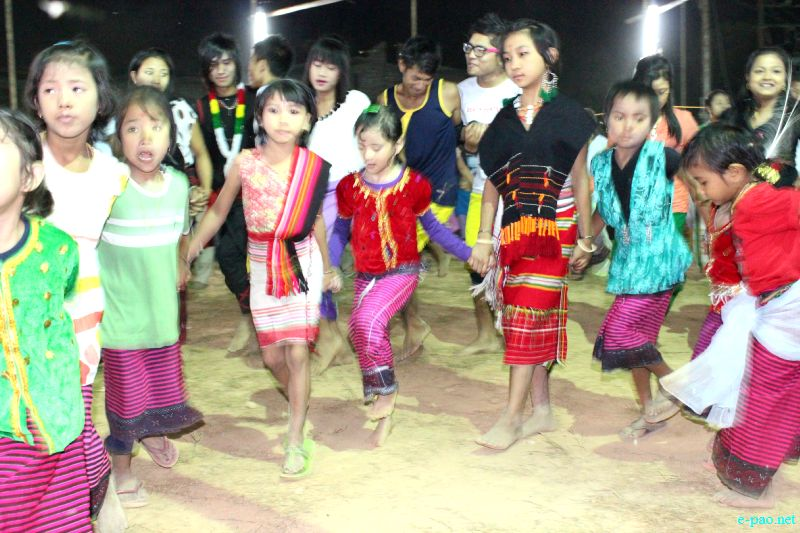 habal Chongba at Mera Houchongba festival  on October 29 2012 at Kyamgei Thongju