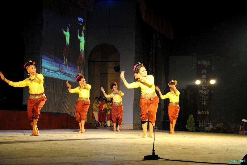 Cultural Programme at Sangai Festival 2012  :: 28 Nov 2012