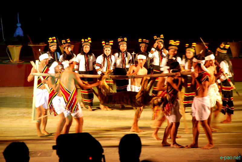 Cultural Programme by artiste of CCpur at Manipur Sangai Tourism Festival 2012 :: 25 Nov 2012