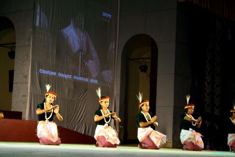 Thougal Jagoi performance at Manipur Sangai Festival 2012 (Day 2) :: 22 Nov 2012
