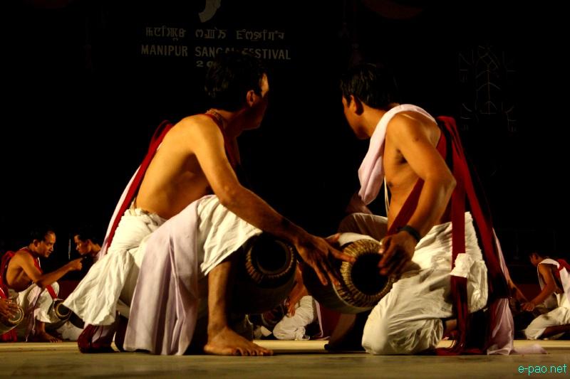 Pung Chollom performance at Manipur Sangai Festival 2012 (Day 2) :: 22 Nov 2012