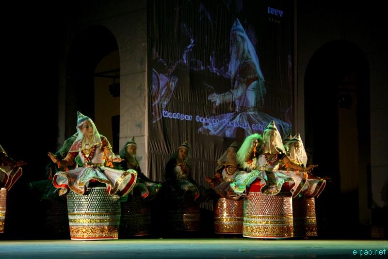 Basanta Ras performance at Manipur Sangai Festival 2012 (Day 2) :: 22 Nov 2012