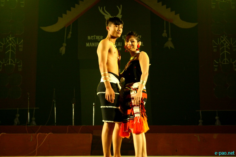 Fashion Show of various Manipur's Ethnic Group at Sangai Festival 2012 (Day 4) :: 24 Nov 2012