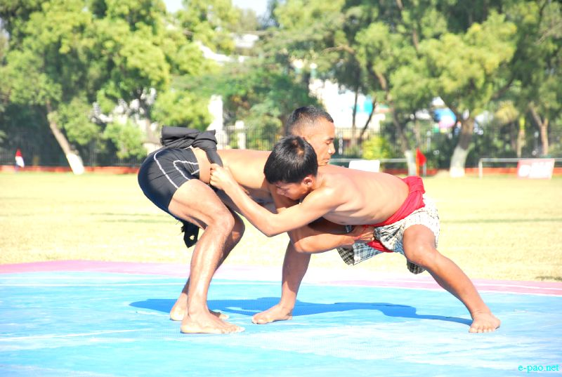 Showcasting Indigenous games at Manipur Sangai Festival 2012 :: 27 Nov 2012