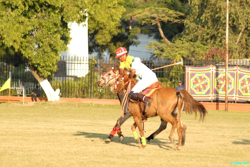 Final Match of 6th edition of Manipur International Polo Tournament 2012  at Mapal Kangjeibung  :: 29 Nov 2012