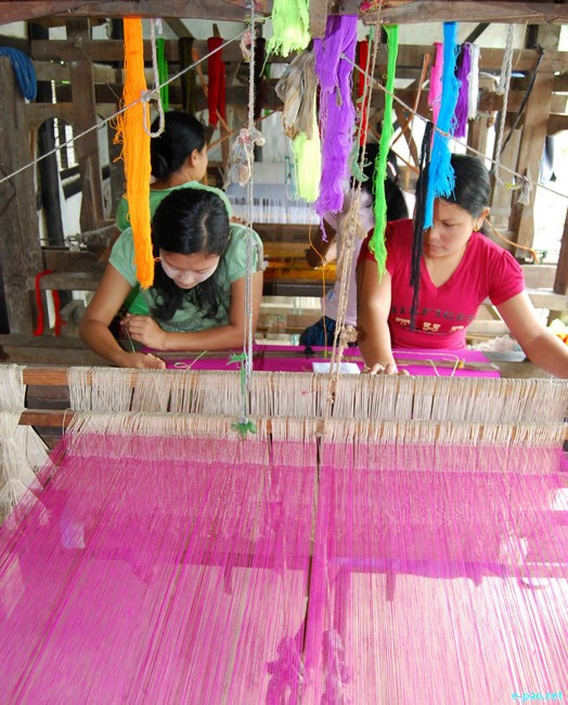 Handloom Industry of Manipur