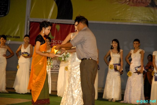 Arunapati Phairembam - E-pao Queen for Miss Manipur 2011 :: May 31 2011