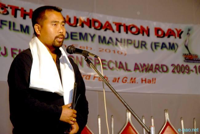 RJ Vision Special film award 2010 :: 23 February 2010