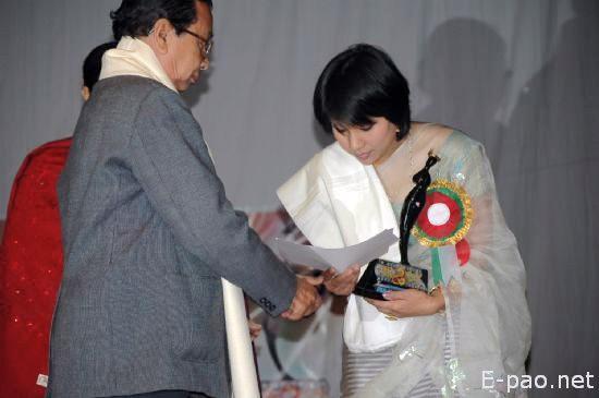 Festival of Manipuri Cinema:: January 2008
