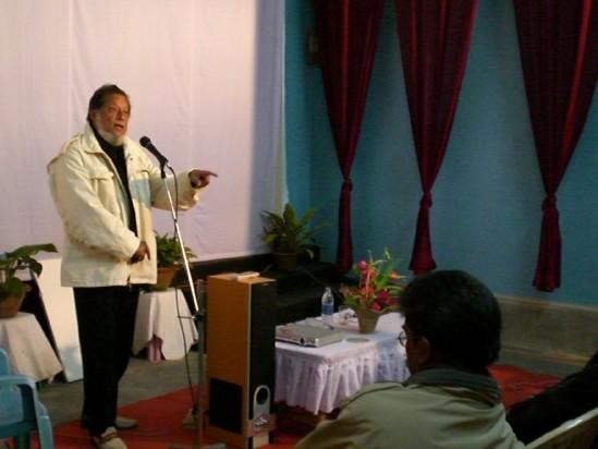 Film Appreciation and Acting Workshop - Dec 2006