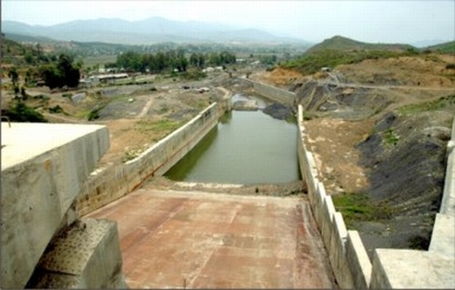 A file photo of Khuga Dam