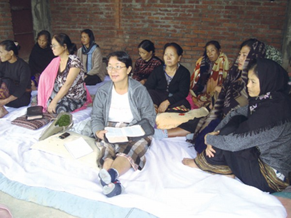 14 supporters of SHDDC underway fast unto death at Kangpokpi and Sapermeina