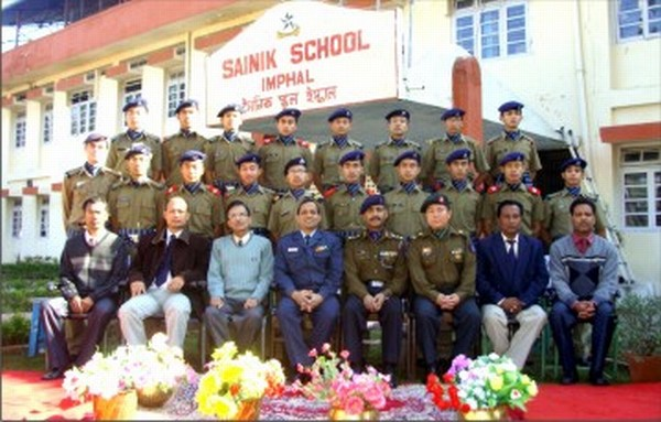 Cadets of Sainik School who have cleared the written examination for the NDA on November 26 2011