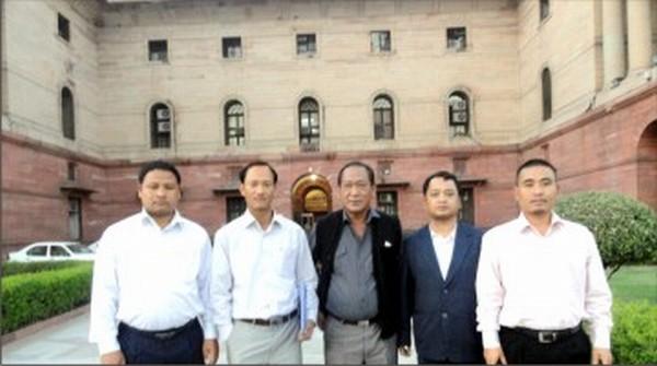 SHDDC leaders at Delhi