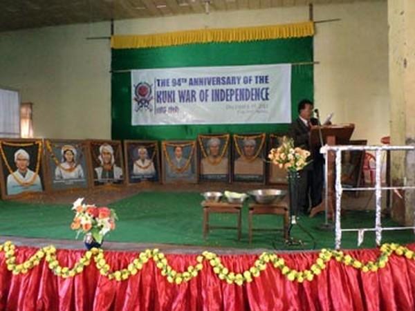Observance of 94th Kuki War of Independence at Kuki Inpi