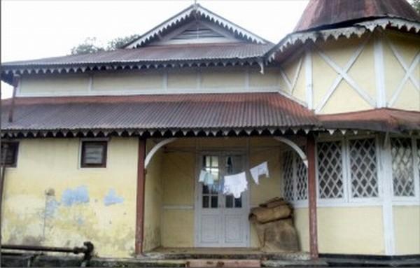 The Shillong Manipur Bhavan