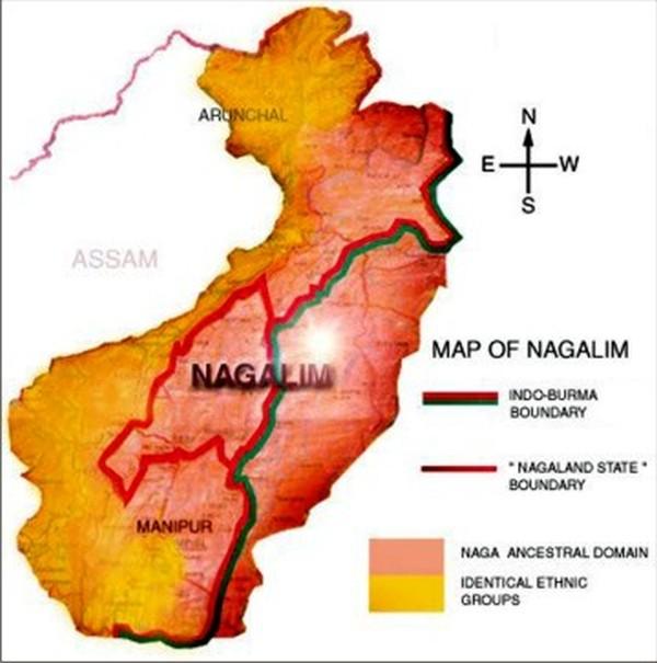 Naga Integration Movement Redefining Irredentism
