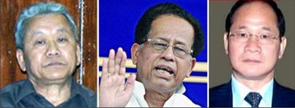 Talked to TSE : Gaikhangam, Tarun Gogoi and Nabam Tuki