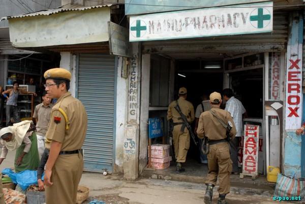 Shoot-Out at Khwairamband Bazaar on July 23 2009