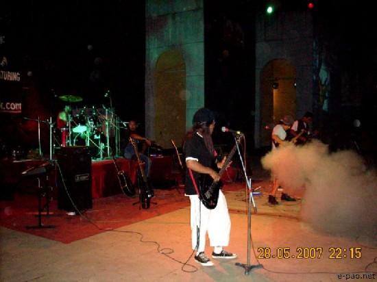 CYGNUS performance on 28th May, 2007