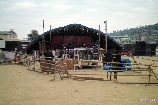Horn Bill Festival , Kohima  :: December 2008