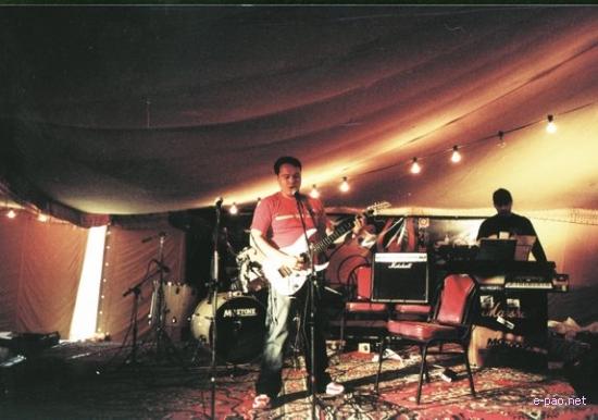 A Manipuri rockin in Kuwait :: 8th December 2008