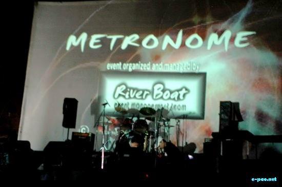 Metronome 2008 - A Free Rock Concert :: 17th December 2008