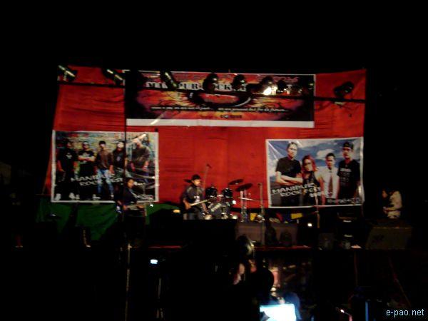 Manipur Rock Festival 2009 :: November 2009