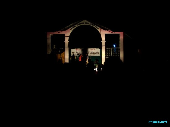 Winter Rock 2009 introducing