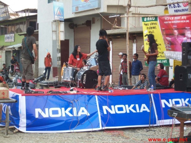 The Yaoshang Jam - Rock Station at Yaiskul, Imphal :: 13 & 14 March 09 :: 13 & 14 March 09