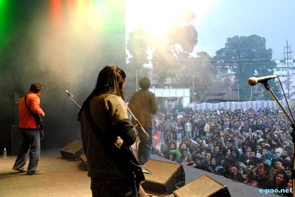 Rock 4 Life concert at Shillong :: 1st Dec 2009
